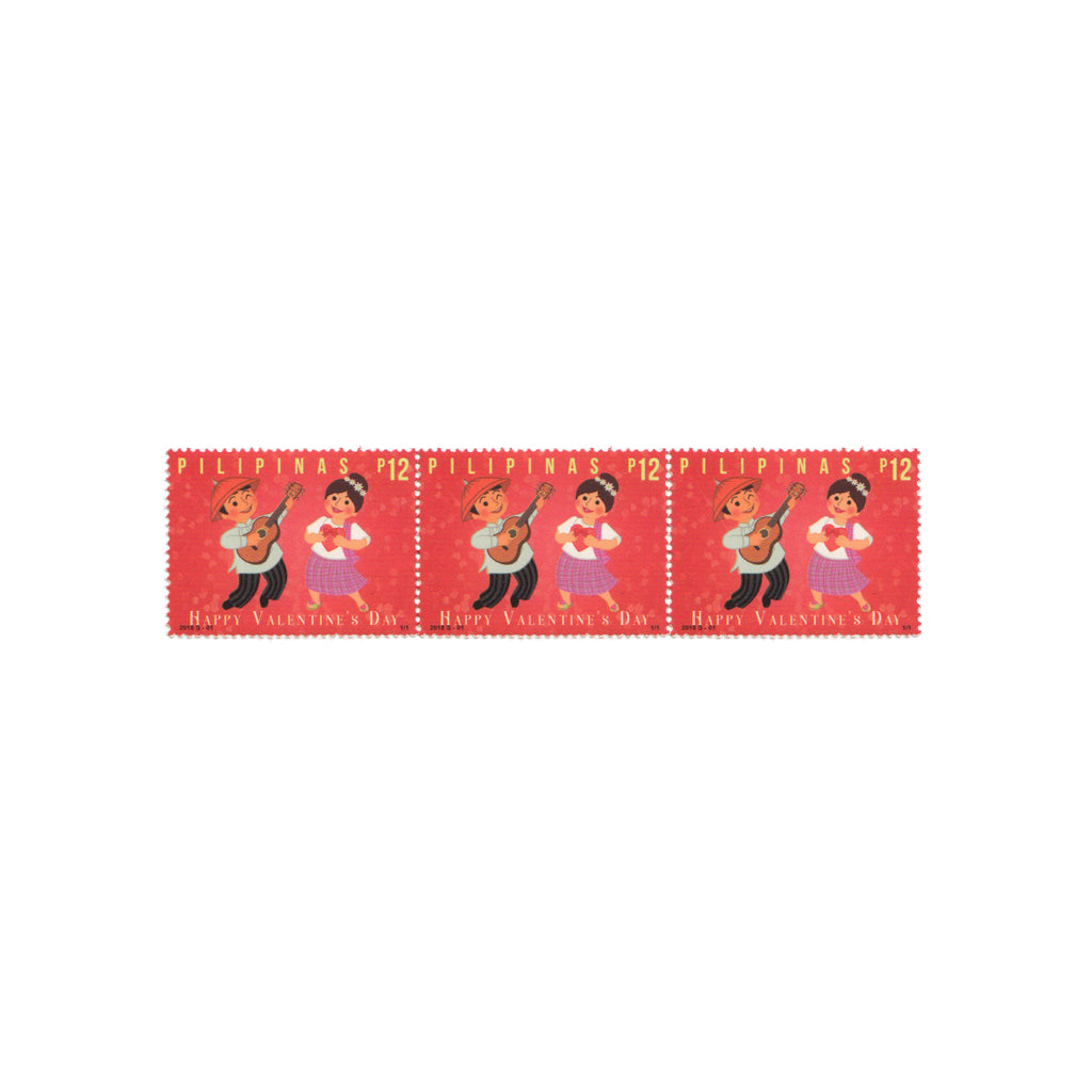 Harana Valentine's Day Stamps
