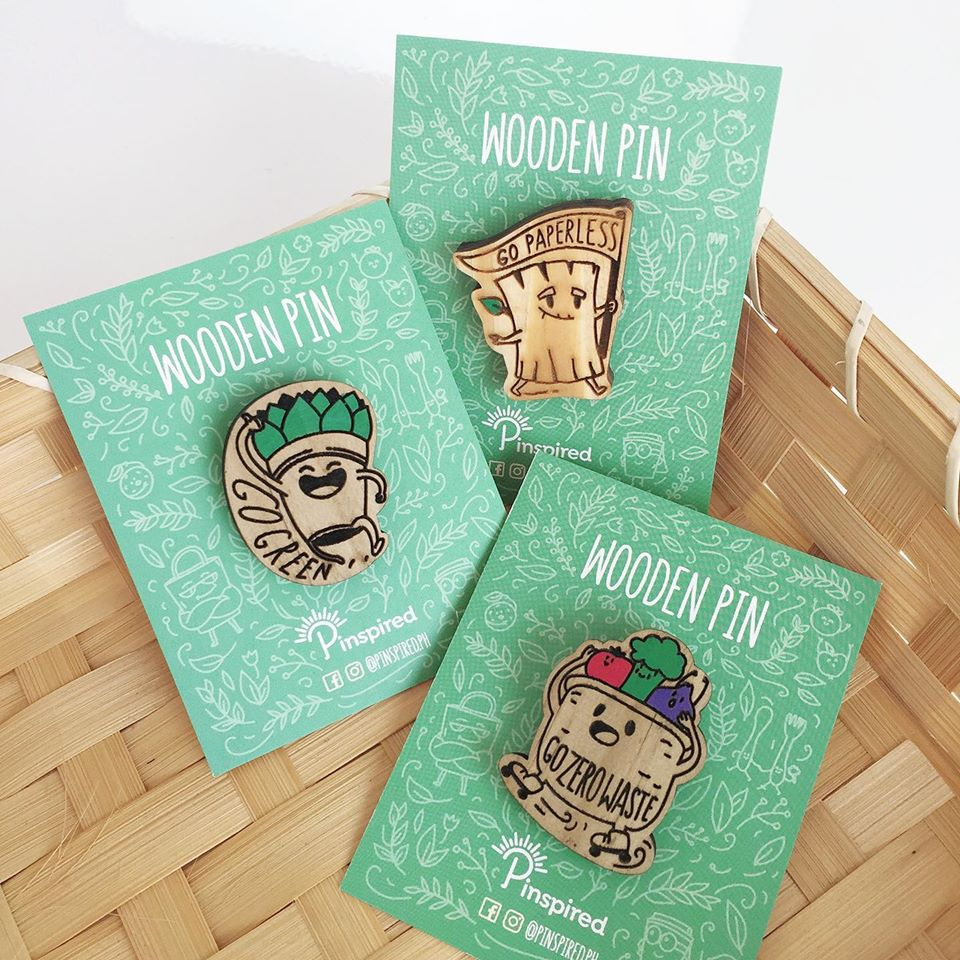 go green plastic free save earth paper wood souvenir gift pinoy eco friendly alternative switch cute
