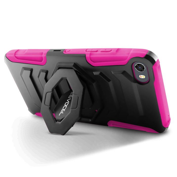 Evocel Alcatel Idol 5 New Generation Series Pink Case