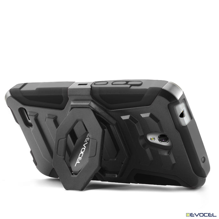 Evocel Alcatel Conquest New Generation Series Black Case