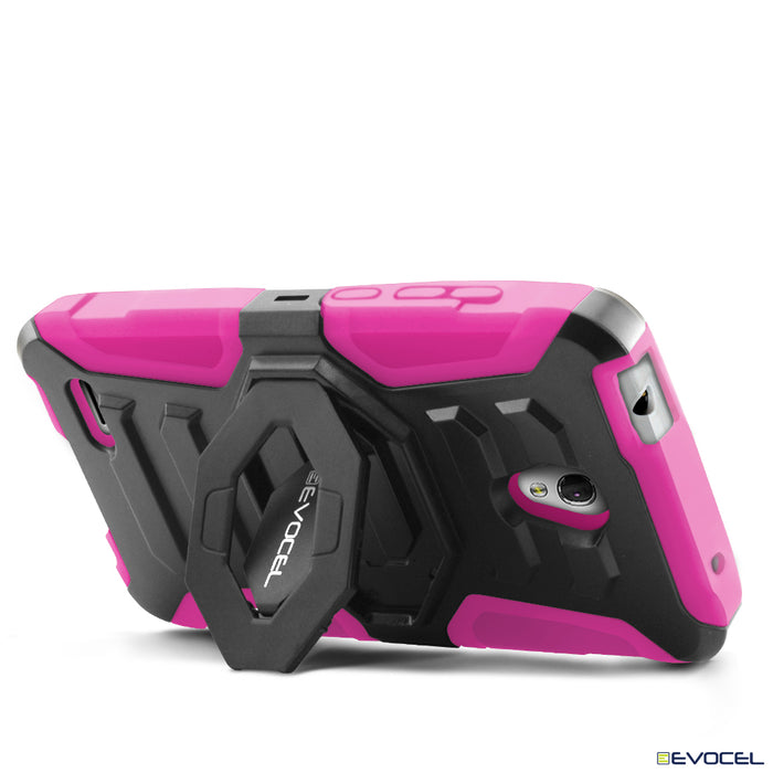 Evocel Alcatel Conquest New Generation Series Pink Case