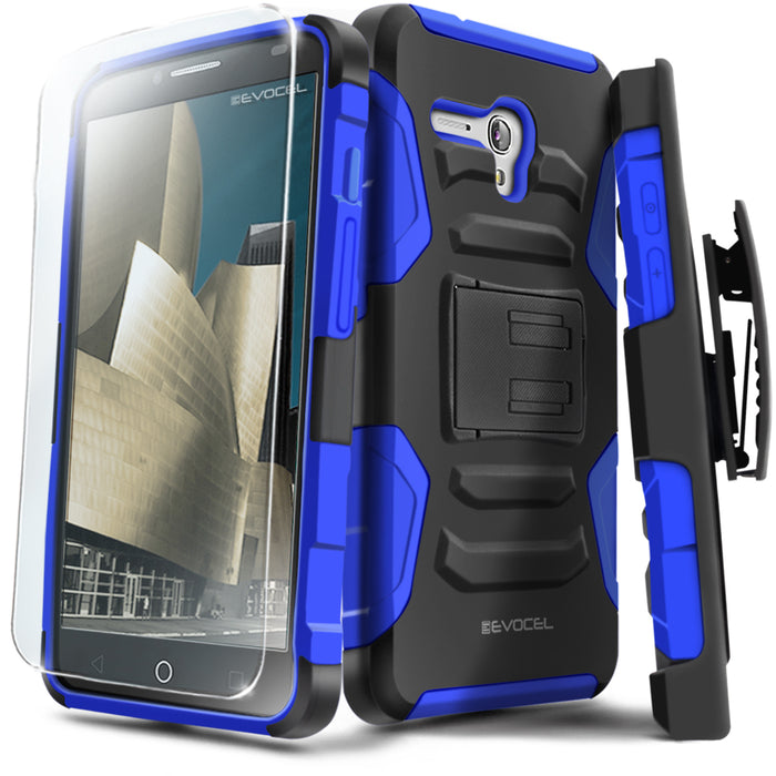 Evocel Alcatel Fierce XL Generation Series Blue Case