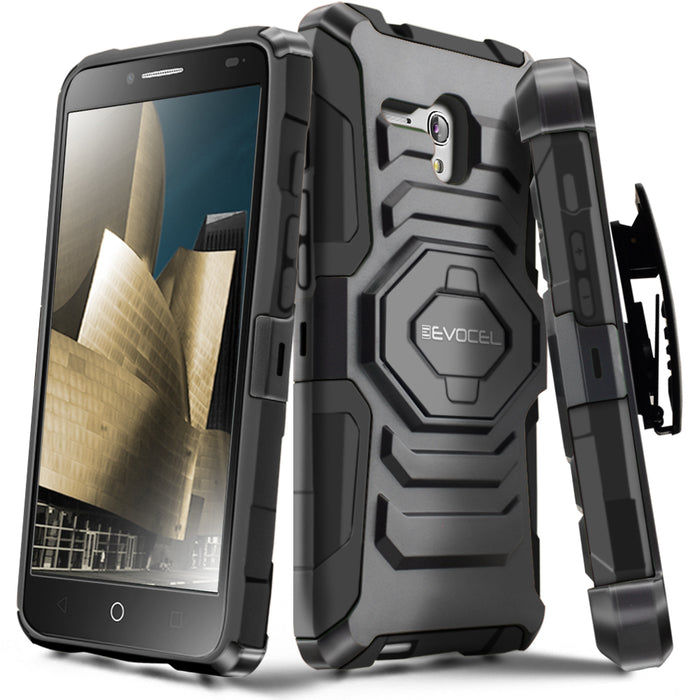 check out 8fea7 031ba Alcatel Fierce XL / GreatCall Jitterbug Smart New Generation Series Case