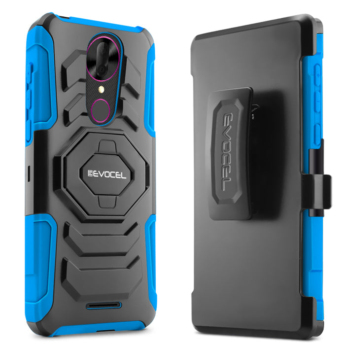 Evocel T-Mobile REVVL Plus New Generation Series Blue Case