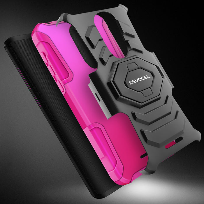 Evocel T-Mobile REVVL Plus New Generation Series Pink Case