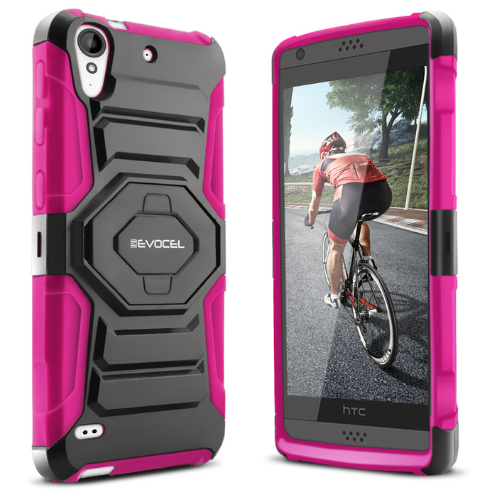 Evocel HTC Desire 530 New Generation Series Pink Case