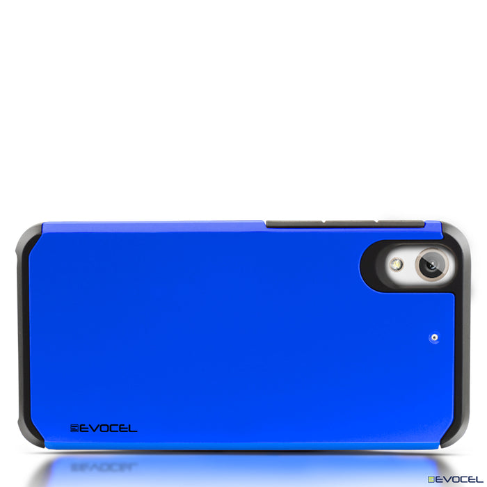 Evocel HTC Desire 626 Armure Series Blue Case