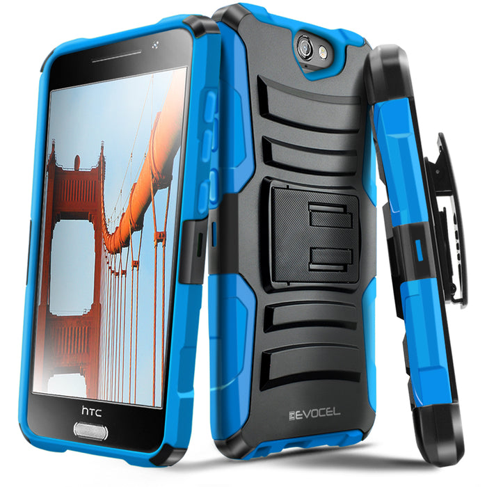Evocel HTC One A9 Generation Series Blue Case