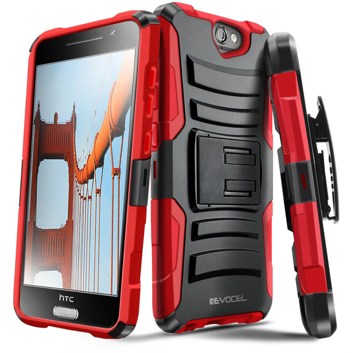 Evocel HTC One A9 Generation Series Red Case