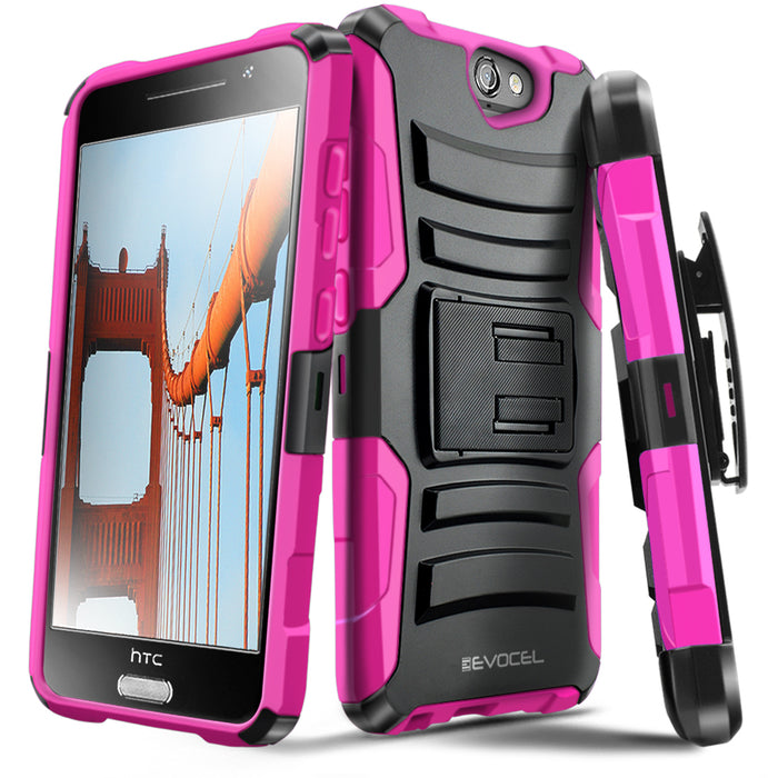 Evocel HTC One A9 Generation Series Pink Case