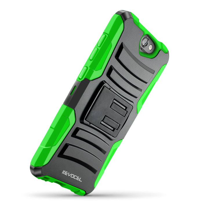 Evocel HTC One A9 Generation Series Green Case