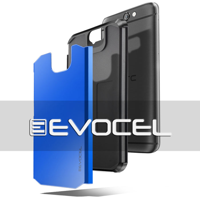Evocel HTC Desire A9 Armure Series Blue Case