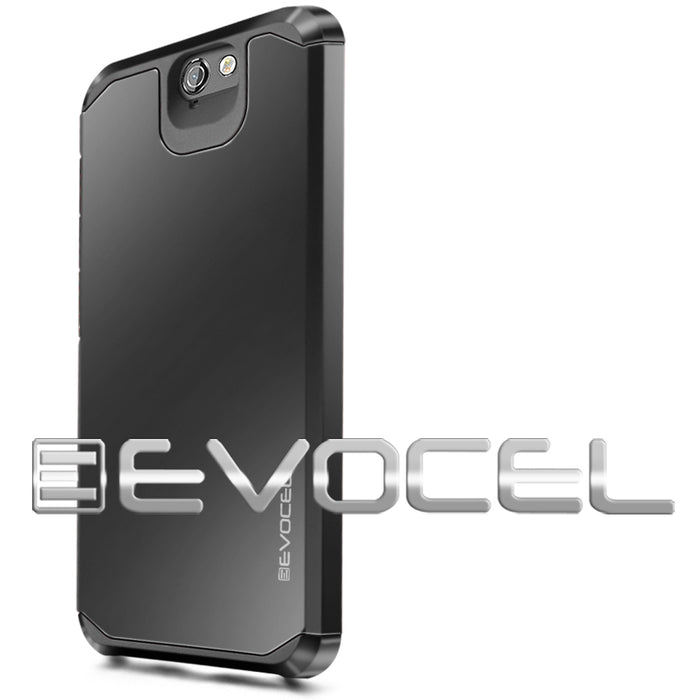 Evocel HTC Desire A9 Armure Series Black Case