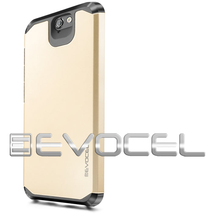 Evocel HTC Desire A9 Armure Series Gold Case