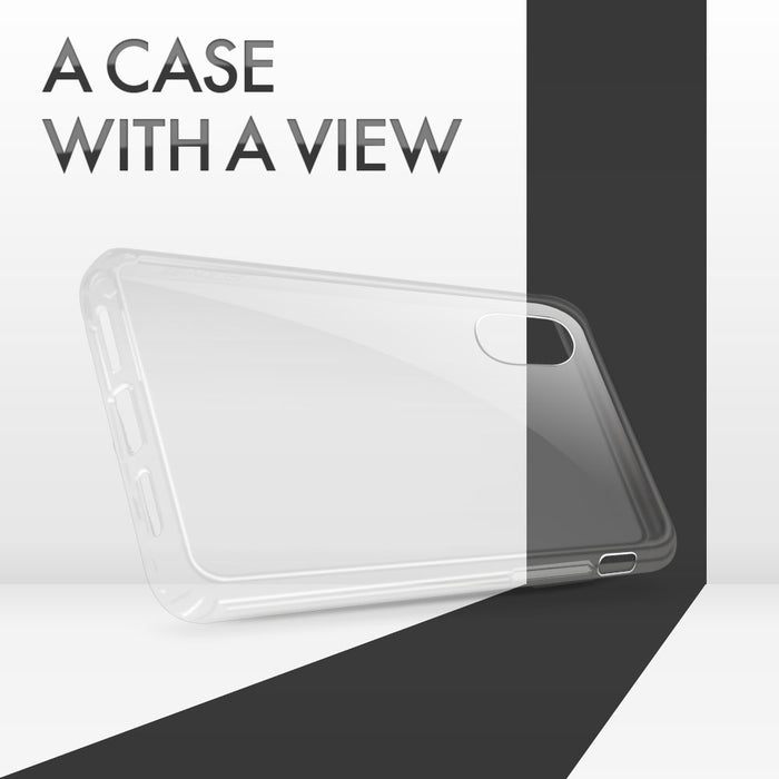 Evocel Apple iPhone XS Max Aperture Series Clear Case