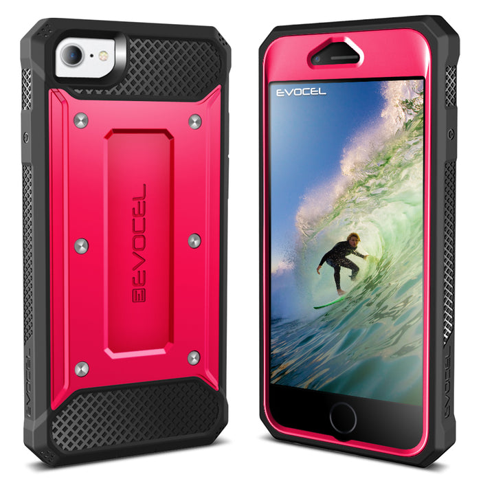 Evocel Apple iPhone 8 / iPhone 7 Explorer Series Pink Case