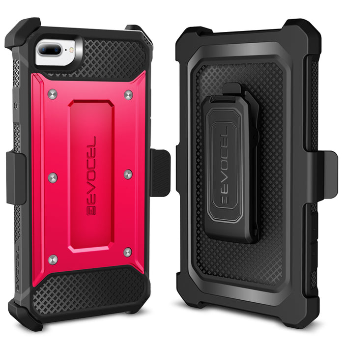 Evocel Apple iPhone 8 Plus / iPhone 7 Plus Explorer Series Pink Case