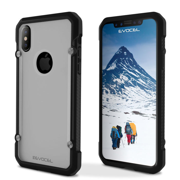 Evocel Apple iPhone X 2K Series Black Case