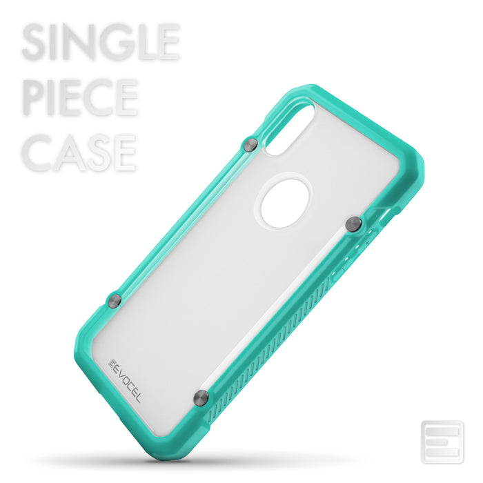 Evocel Apple iPhone X 2K Series Green Case