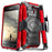 Evocel Kyocera Hydro View New Generation Series Red Case