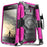 Evocel Kyocera Hydro View New Generation Series Pink Case