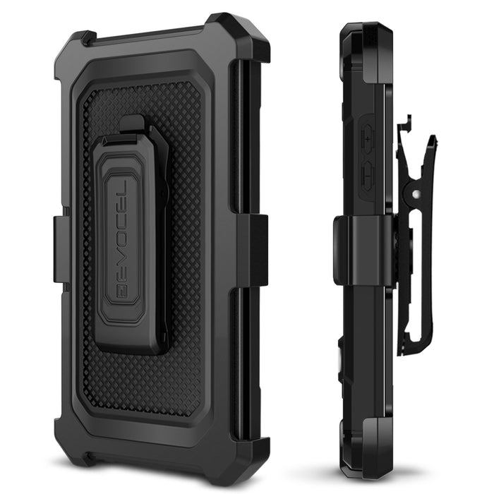 Evocel LG Aristo 2 Explorer Series Pro Black Case