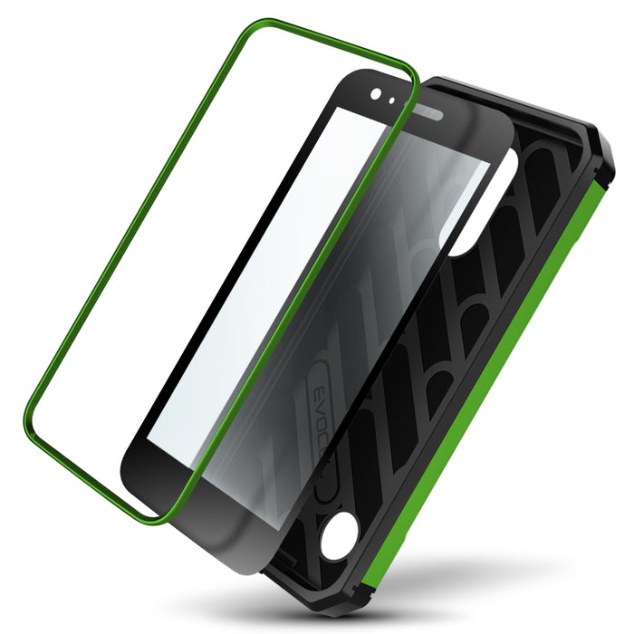 Evocel LG Aristo 2 Explorer Series Pro Green Case