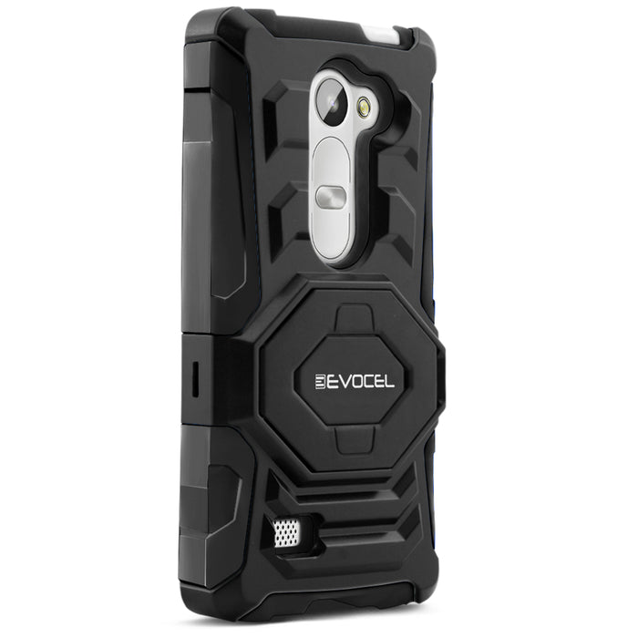 Evocel LG Leon New Generation Series Black Case