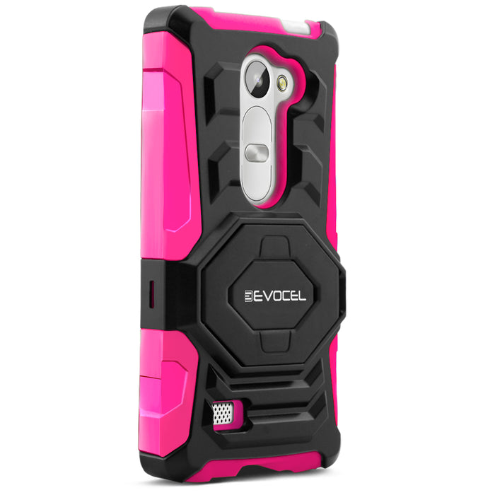 Evocel LG Leon New Generation Series Pink Case