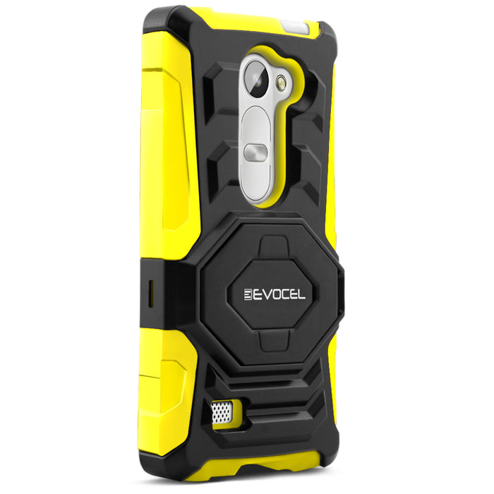 Evocel LG Leon New Generation Series Yellow Case