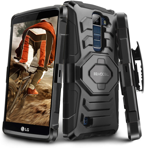 Evocel LG K10 New Generation Series Black Case