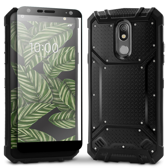 Evocel LG K40 Magnext Series Black Case