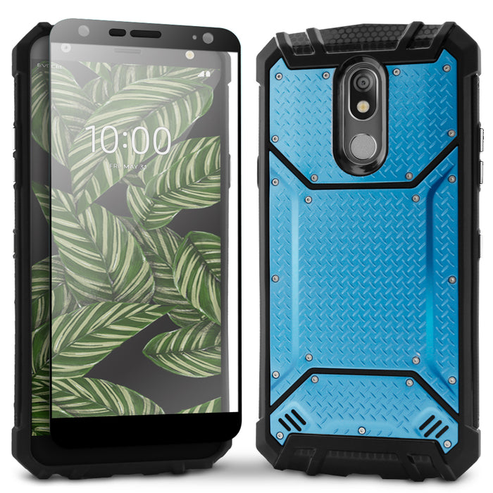 Evocel LG K40 Magnext Series Blue Case