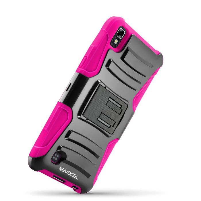 Evocel LG X Power Generation Series Pink Case
