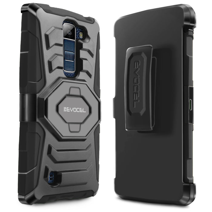 Evocel LG Tribute 5 New Generation Series Black Case