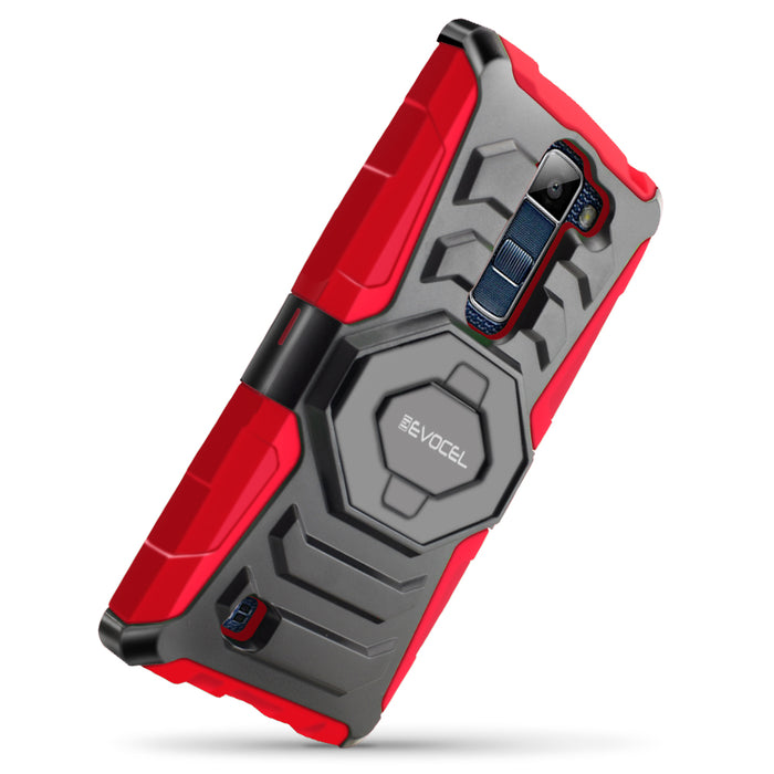 Evocel LG Tribute 5 New Generation Series Red Case