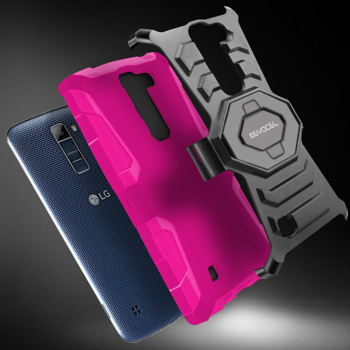 Evocel LG Tribute 5 New Generation Series Pink Case