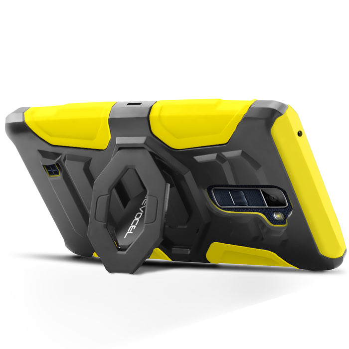 Evocel LG Tribute 5 New Generation Series Yellow Case