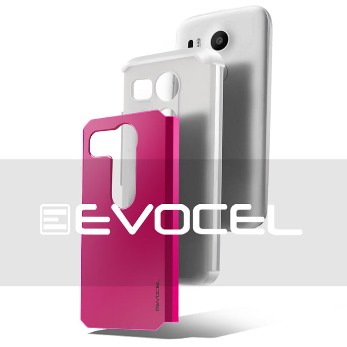 Evocel LG Nexus 5x Armure Series Brilliant Pink Case