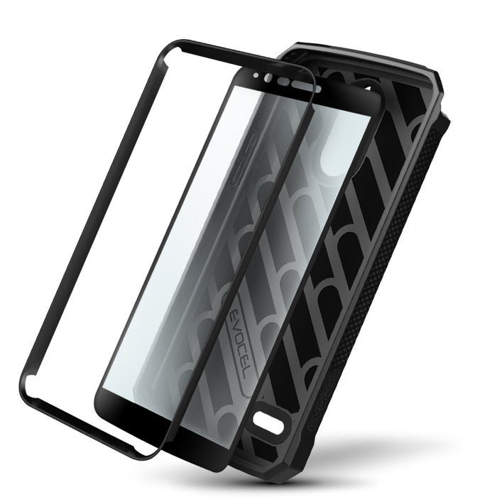 Evocel LG Stylo 3 Explorer Series Black Case