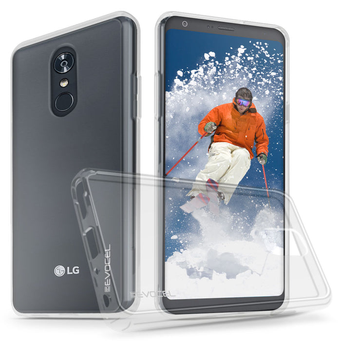 Evocel LG Stylo 4 Aperture Series Clear Case
