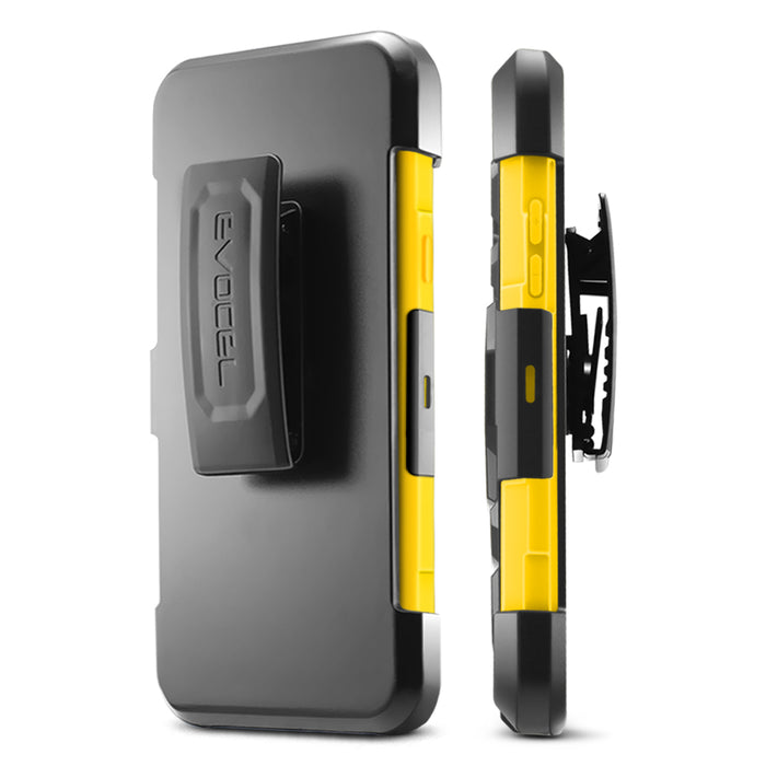 Evocel LG Stylo 4 New Generation Series Yellow Case