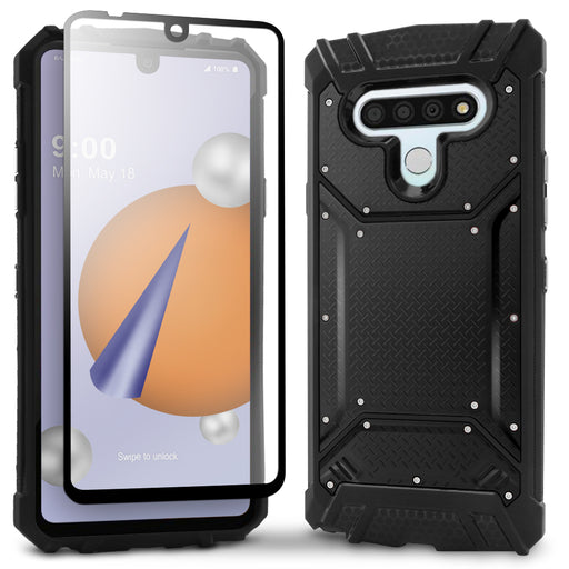 Evocel LG Stylo 6 Magnext Series Black Case