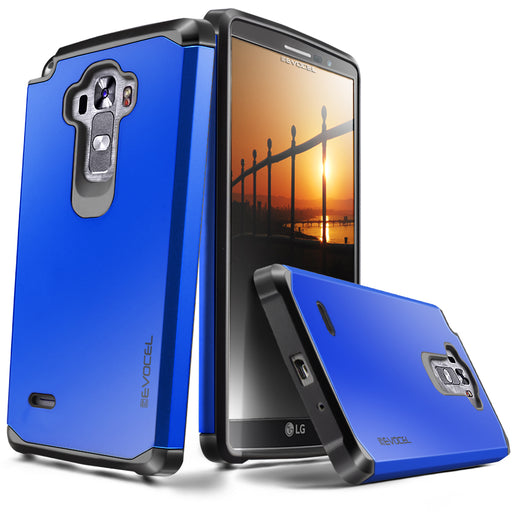 Evocel LG G Vista 2 Armure Series Blue Case