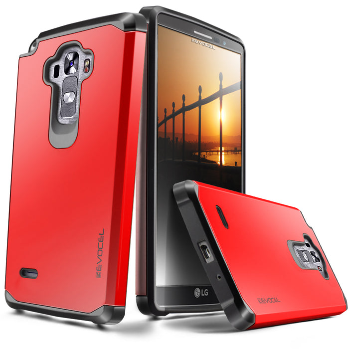 Evocel LG G Vista 2 Armure Series Red Case