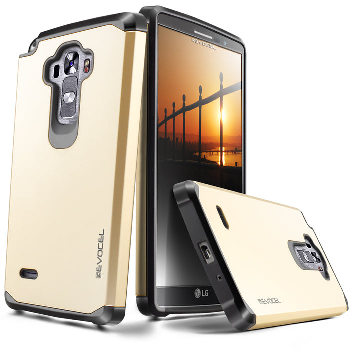 Evocel LG G Vista 2 Armure Series Gold Case