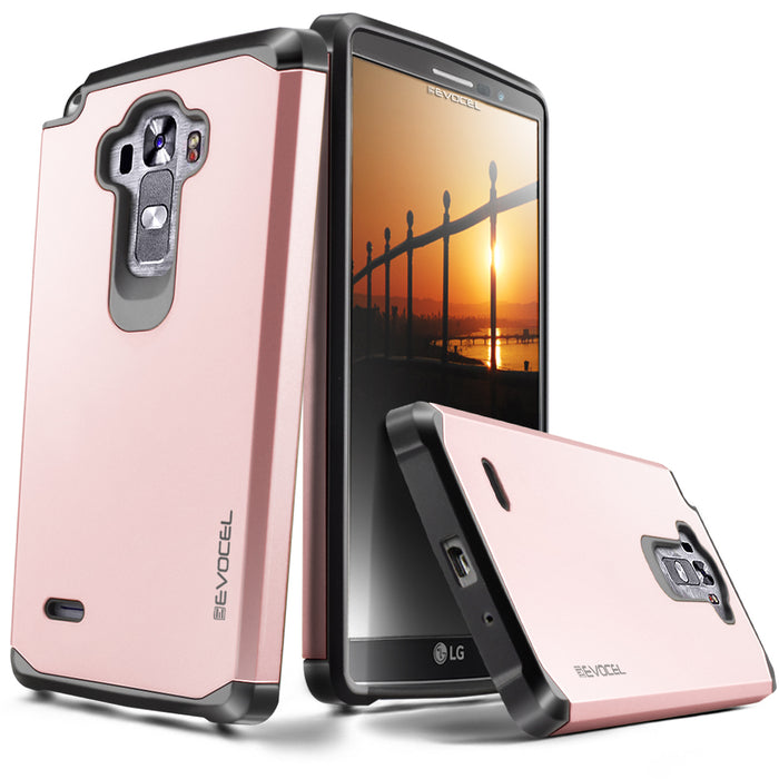 Evocel LG G Vista 2 Armure Series Rose Gold Case