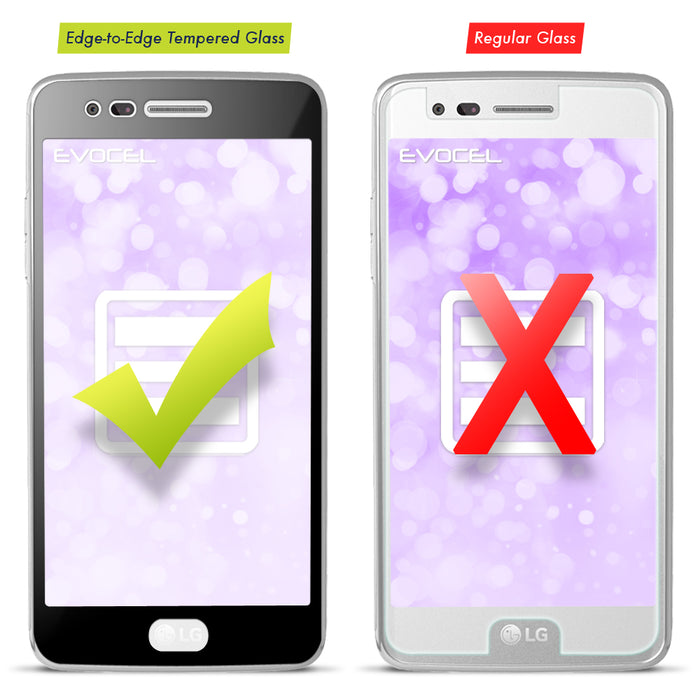 LG Aristo / LG K4 (2017) Tempered Glass Screen Protector