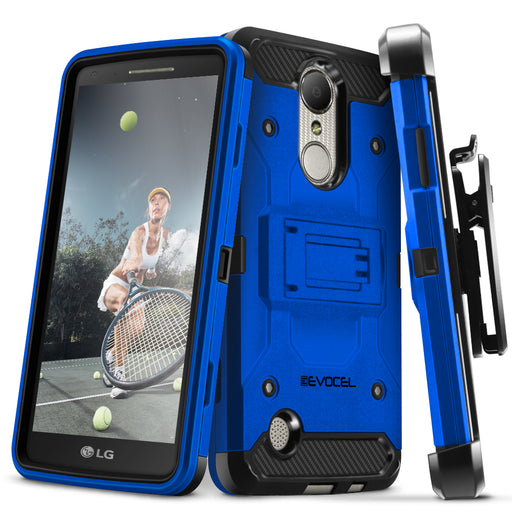 Evocel LG Aristo Trio Pro Series Blue Case