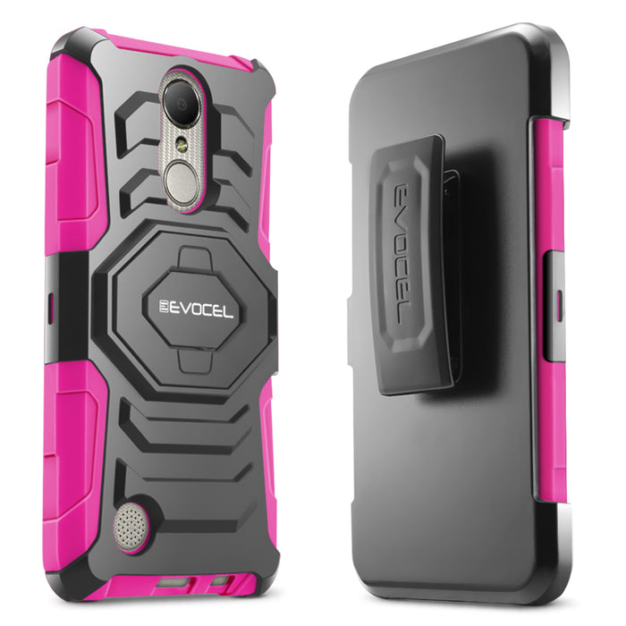 Evocel LG Aristo New Generation Series Pink Case